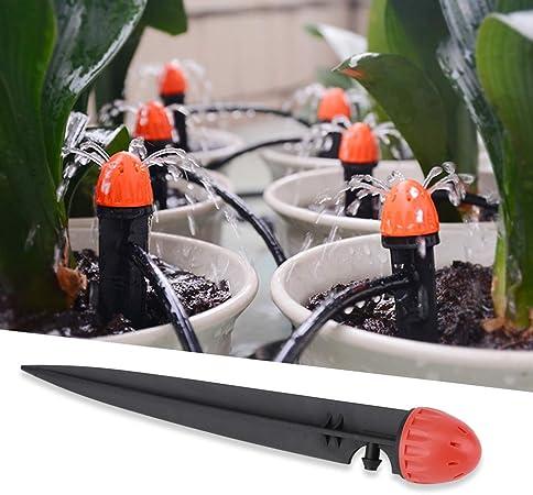 AUNMAS Boquillas de nebulización Kit de irrigación por Goteo ...