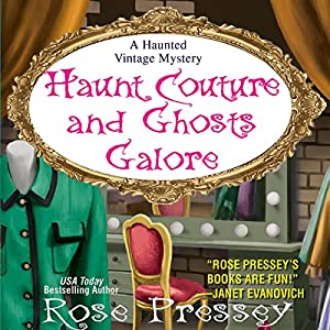 Haunt Couture and Ghosts Galore Audiobook
