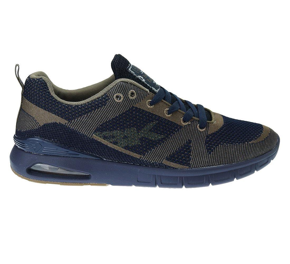 Mujer Zapatos de Hombre B36 Navy 3602 Khaki 01 Bk Energy mO8vNn0w