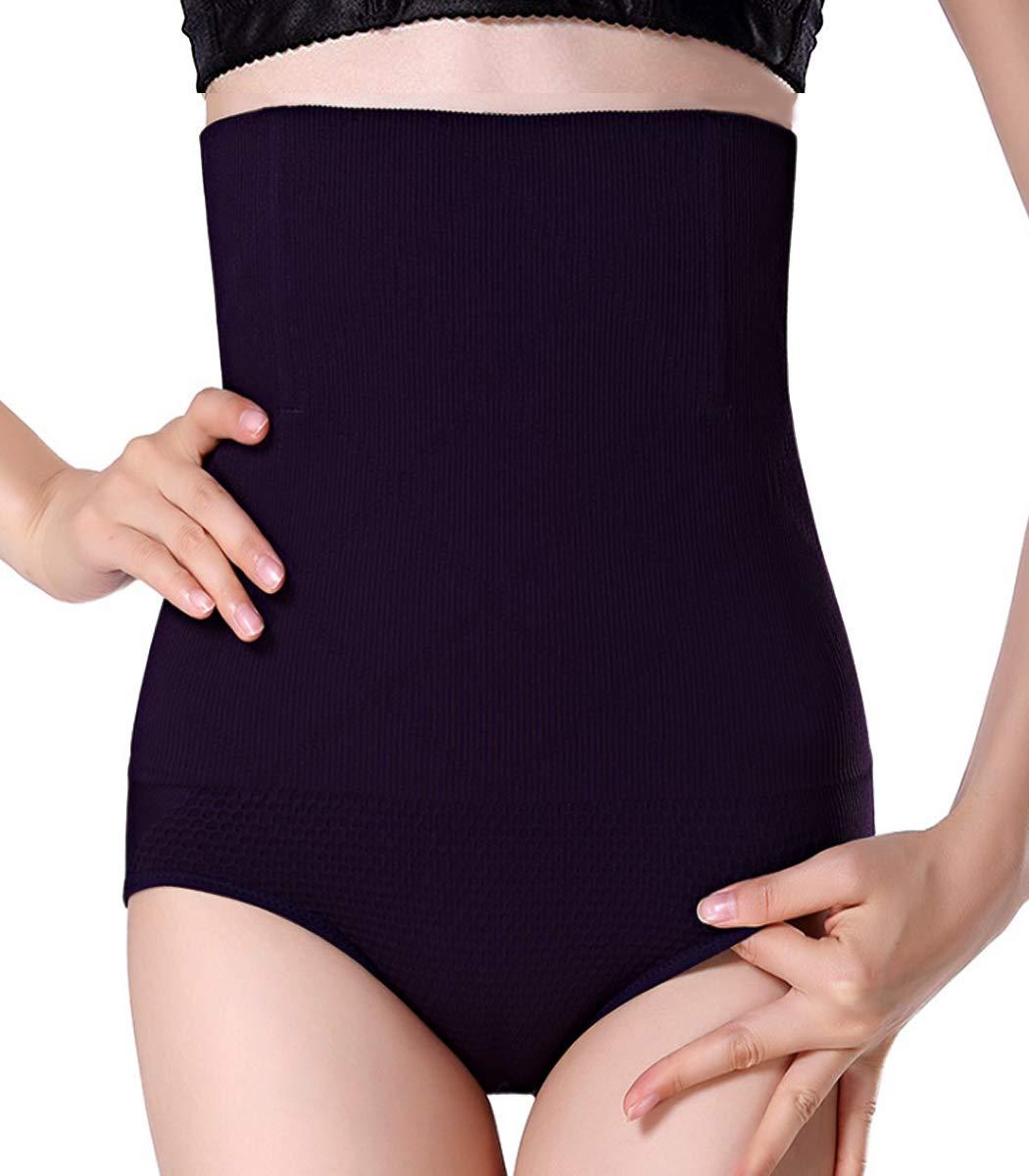 AYEABUY Womens Underwear Shapewear High Waist Butt Shaper Lifter Tummy Control Knickers AYEABUY3B000