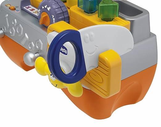 Banco Di Lavoro Chicco : Chicco 69032 gioco bilingue hobby work kit: amazon.it: giochi e