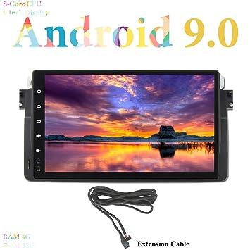 XISEDO Android 9.0 Autoradio 9 Pulgadas 8-Core RAM 4G ROM 32G In ...