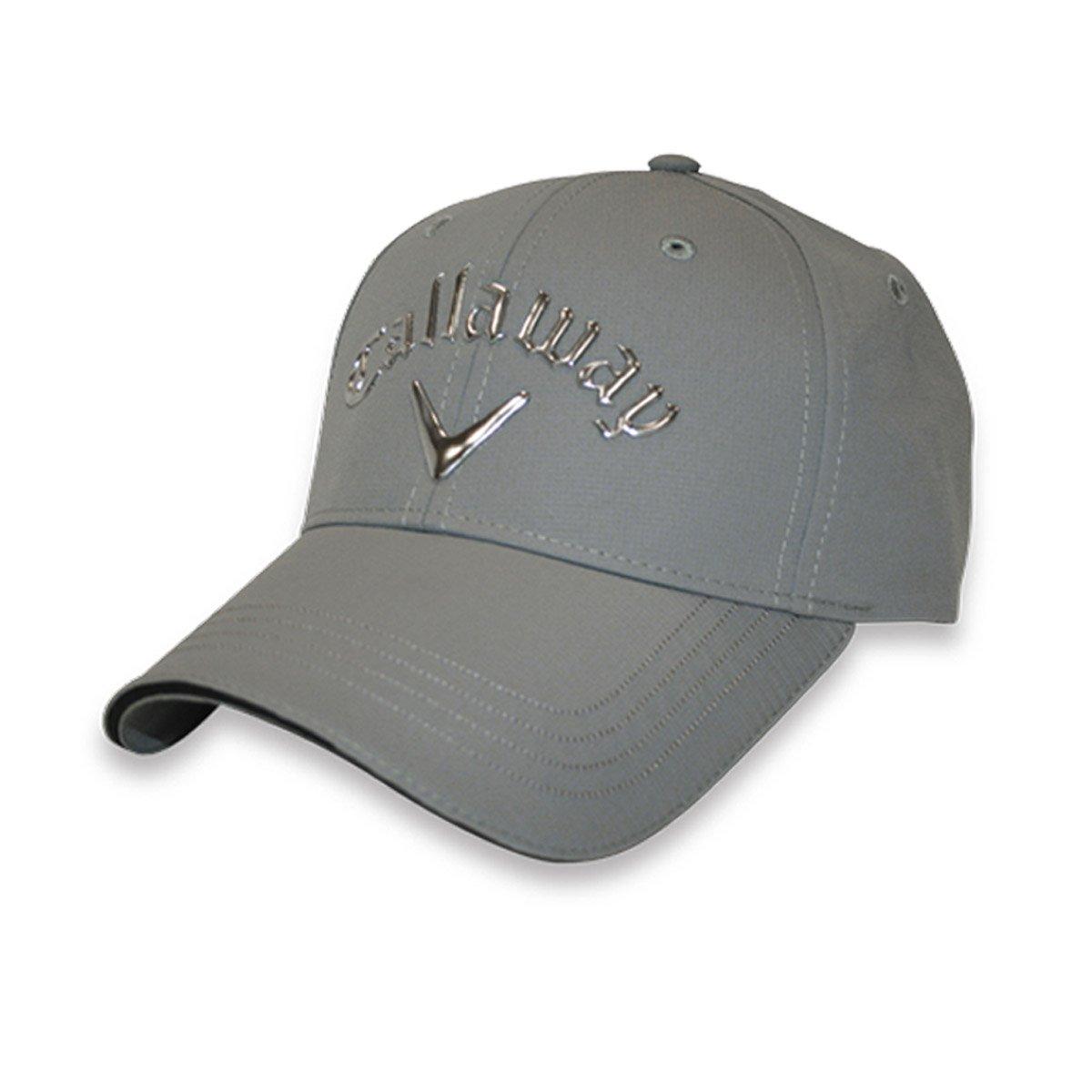 a13a88df0 Callaway Hex Black Liquid Metal Tour Mens Golf Cap