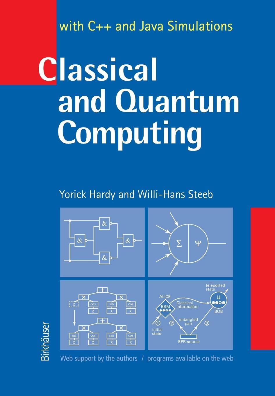 Classical and Quantum Computing: with C++ and Java Simulations PDF