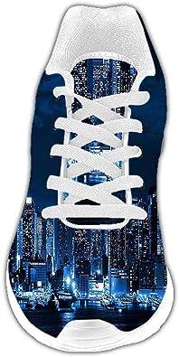dalliy Personalizar Paisaje Urbano Zapatillas de Running para ...