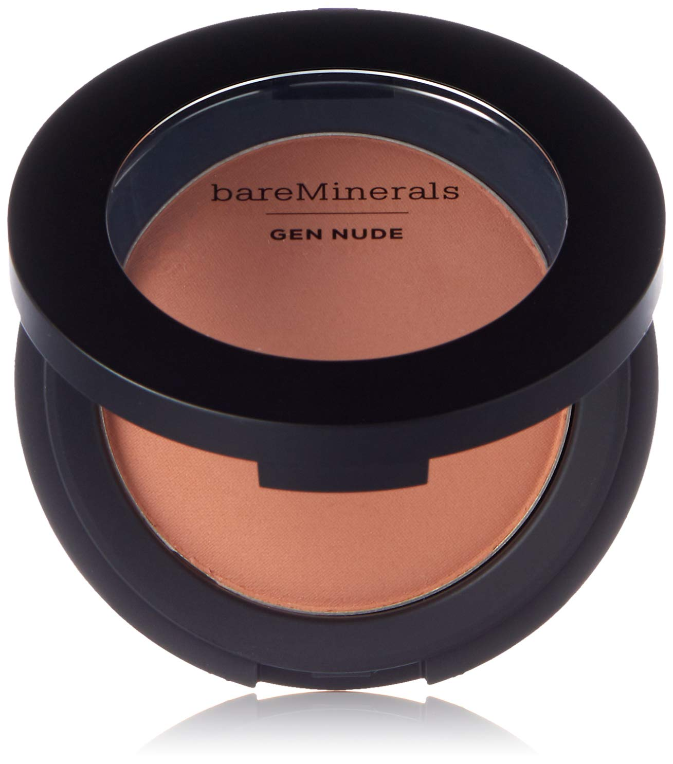 bareMinerals Gen Nude Powder Blush Lets Go Nude for Women, 0.21 Ounce
