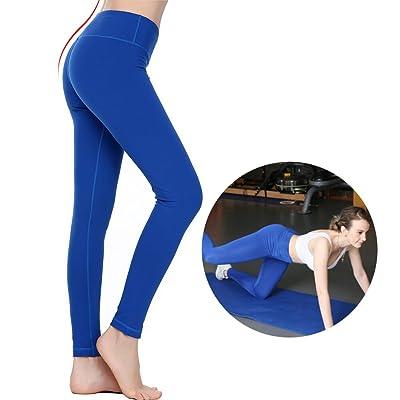 Sharelang Women Workout Running Leggings High Waisted Yoga Pants Gym Fitness Legging