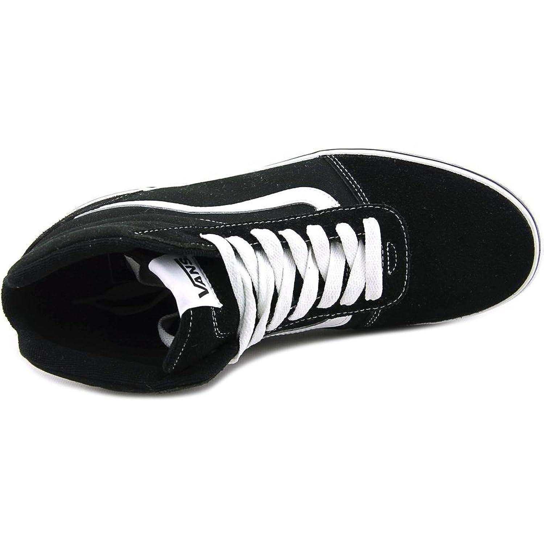 Chaussures Vans Noir Et Blanc Haut En Haut JYyvkv