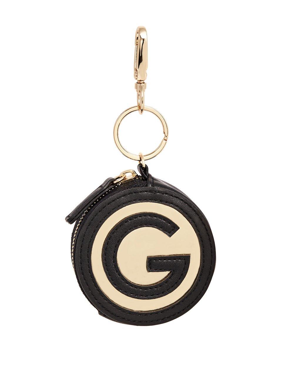 G by GUESS Women's Logo Case Keychain