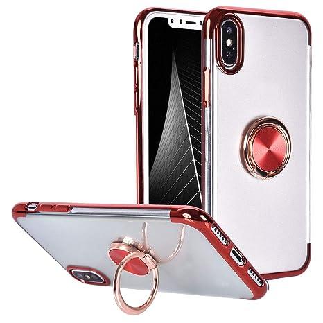 coque avec anneau iphone xs max