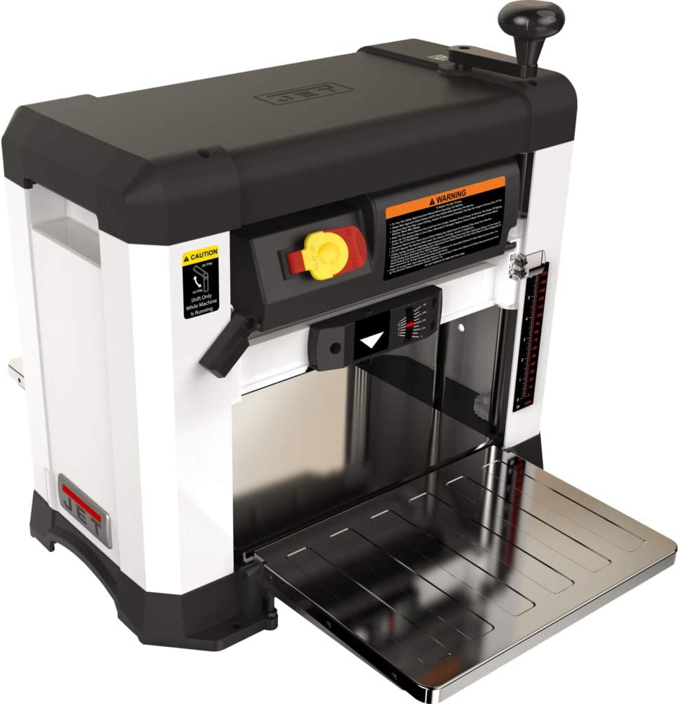 """13"""" JET Helical Style Bench Top Planer, Jwp-13Bt"""