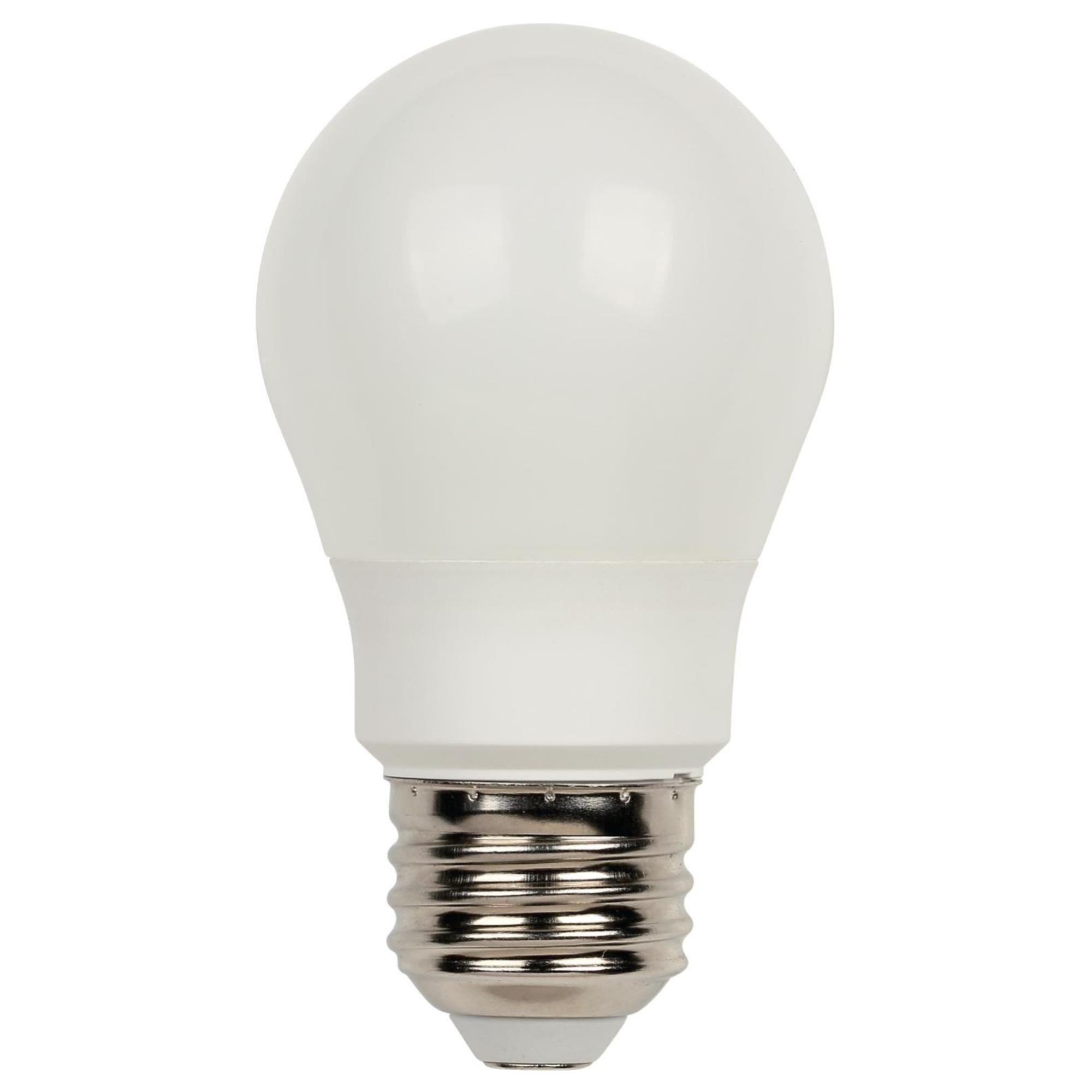 Westinghouse Lighting 4513600 60-Watt Equivalent A15 Soft White LED Light Bulb with Medium Base Single Pack