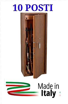 fuciliera TECHNOMAX cassaforte a muro Armadio Portafucili
