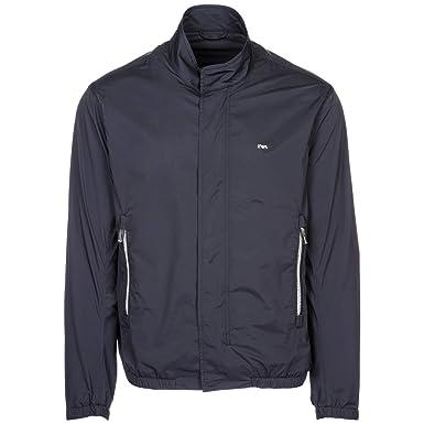 a334b9b2cb2 Emporio Armani Blouson Homme blu Navy 50 EU  Amazon.fr  Vêtements et  accessoires