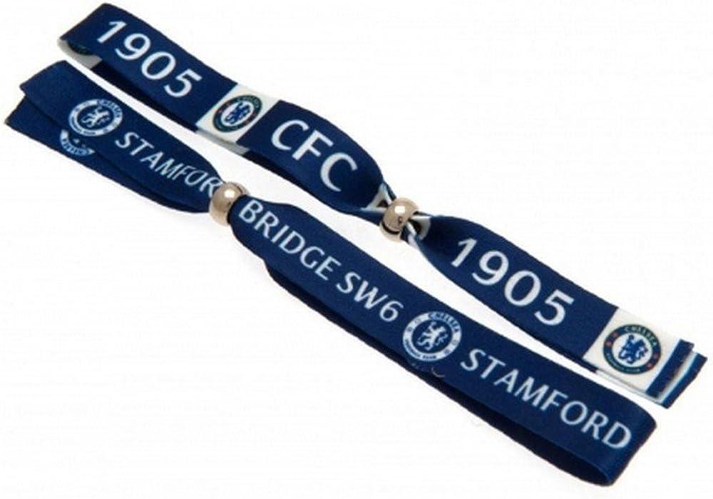 2 St/ück Chelsea FC Festival Armb/änder