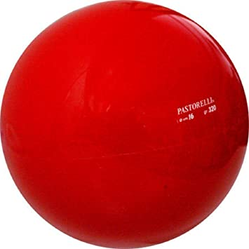 Pastorelli~JUNIOR - Pelota de gimnasio (16 cm), Rojo: Amazon.es ...