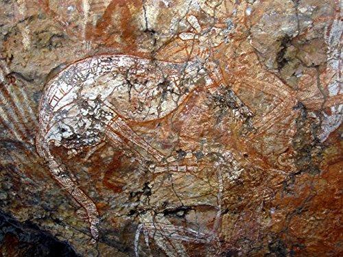 Laminated Poster: Aboriginal Art Australia 1