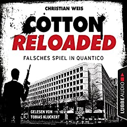 Falsches Spiel in Quantico - Serienspecial (Cotton Reloaded 53)
