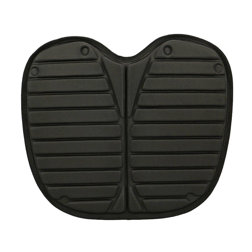 Bondpaw Kayak Back Seat Cushion Seat Pad, Lightweight Nylon Paddling Cushion for Sit-on Top Kayak, Sporting Event Seat Pad, Outdoor, Travel