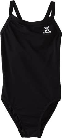 TYR Sport Women's Solid Durafast Diamondback Swim Suit