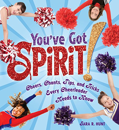 Review You've Got Spirit!: Cheers,