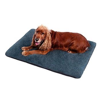 Cama Lama para mascotas, para perros, gatos, de viaje. Antialérgica y universal: Amazon.es: Productos para mascotas