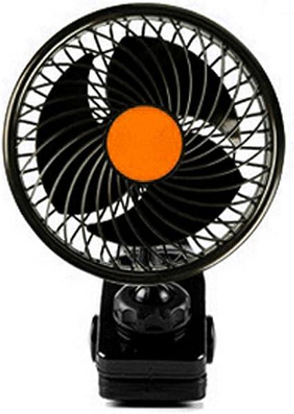 Ventilador electrónico de coche Changli 24 V CC, 6 pulgadas, doble ...