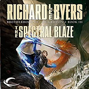 The Spectral Blaze Audiobook