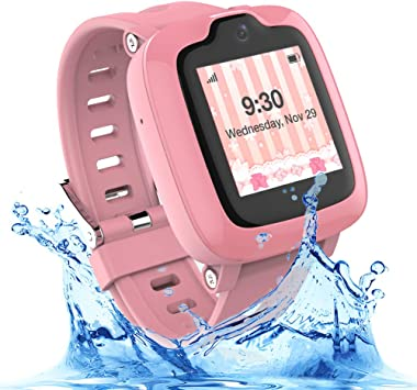 Amazon.com: Reloj inteligente para niños de Oaxis ...