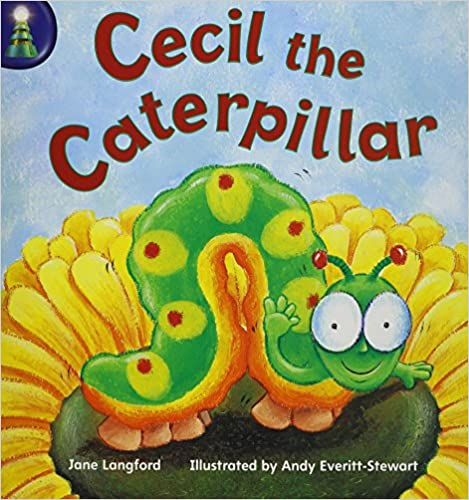 Book Rigby Lighthouse: Individual Student Edition (Levels E-I) Cecil the Caterpillar