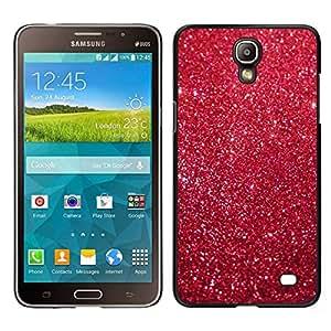 Caucho caso de Shell duro de la cubierta de accesorios de protección BY RAYDREAMMM - Samsung Galaxy Mega 2 - Navidad de la Navidad Decoración