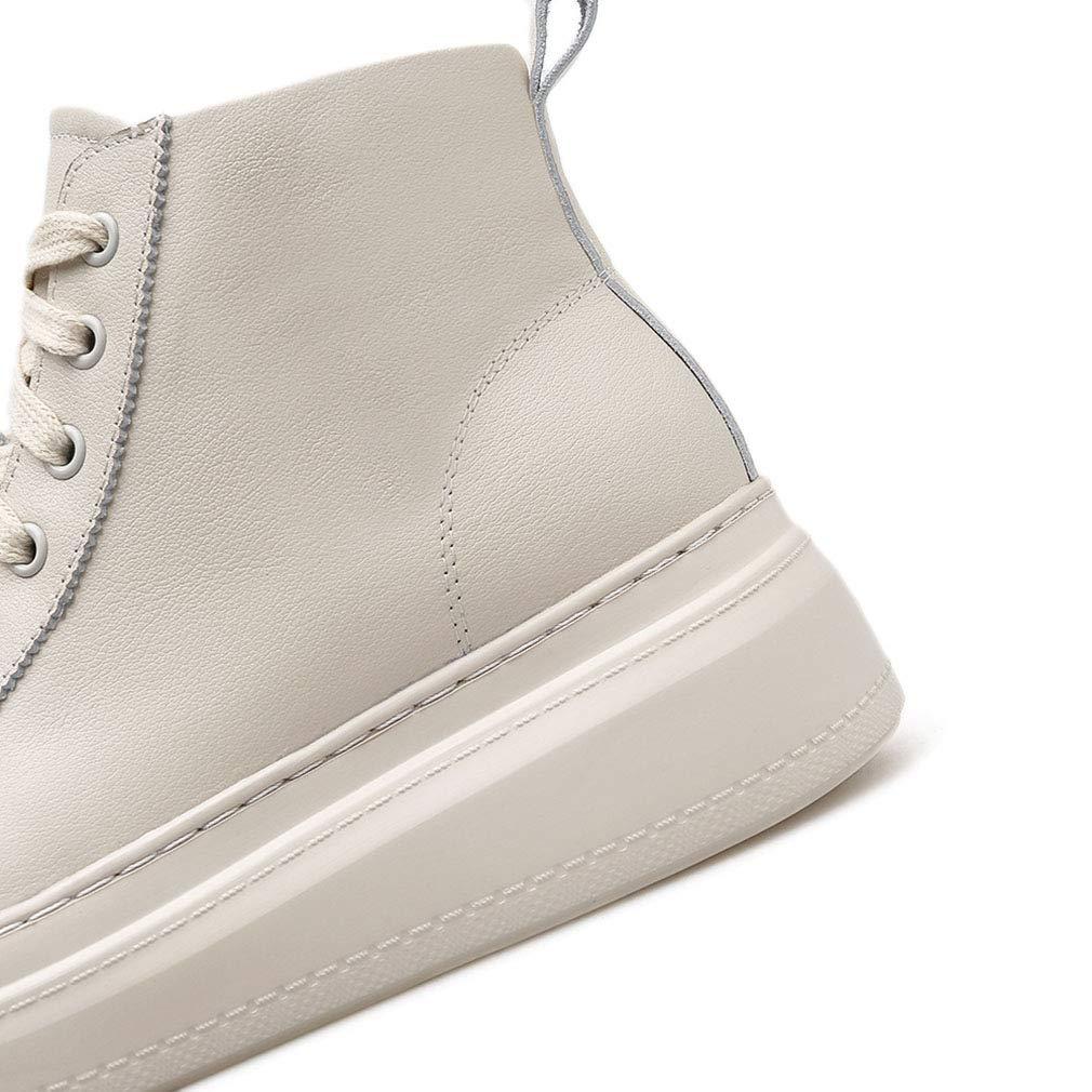 YAN Frauen Stiefeletten Martin Stiefel Herbst Winter Flache Plattform Stiefel Stiefel Stiefel Outdoor Casual Alltäglich Wanderschuhe Driving Schuhe 78db91