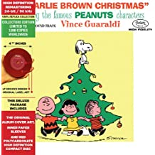 Charlie Brown Christmas - Cardboard Jacket - High Definition CD Deluxe Vinyl Replica