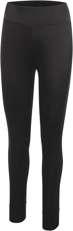 Regatta Activewear Womens//Ladies Innsbruck Leggings Black 6 US