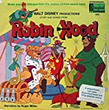 Walt Disney; Story & Songs from Robin Hood soundtrack, with booklet