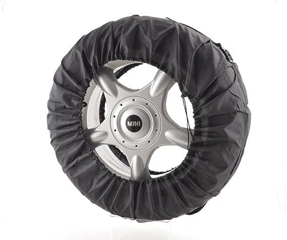 Reifentaschen Set 4 Teilig 13 18 Zoll Bis Reifenbreite 245mm Schwarz Auto