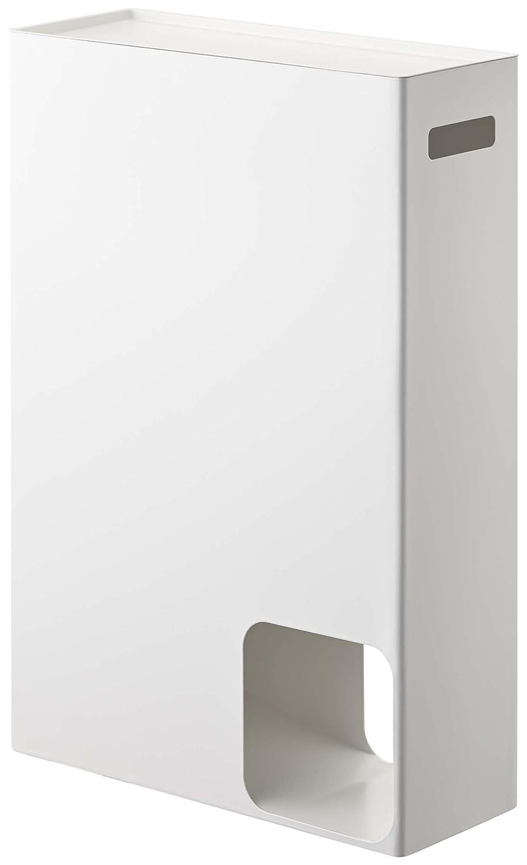 YAMAZAKI home Plate Toilet Paper Stocker Yamazaki USA Inc ca home YAPME 2294