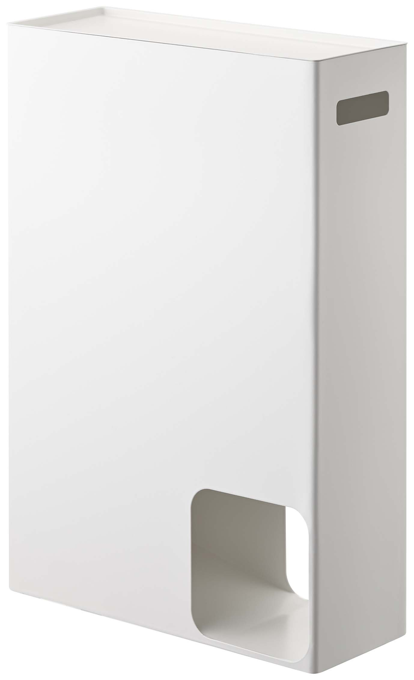 YAMAZAKI home Plate Toilet Paper Stocker