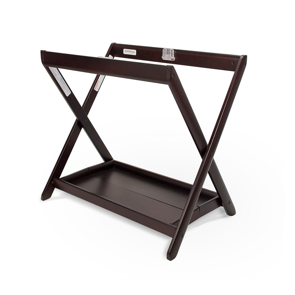 UPPAbaby Bassinet Stand, Espresso by UPPAbaby