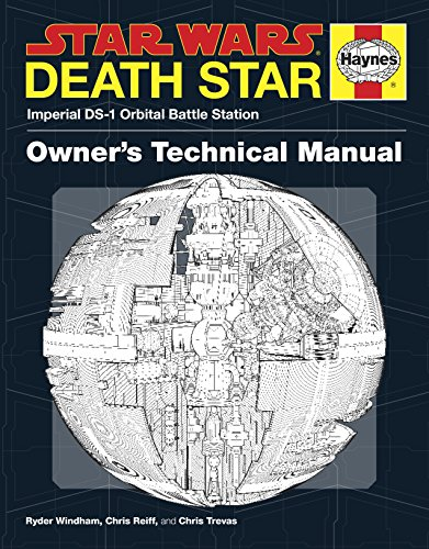 Death Star Owner's Technical Manual: Star Wars: Imperial DS-1 Orbital Battle Station (Video Manual Owners)