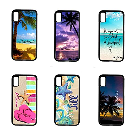 Amazon Com Beach Case For Iphone Xr Xs Max X 8 7 6 5