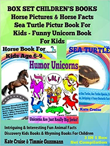 Ebook-PDF-Downloads Box Set Children's Books: Horse Pictures & Horse Facts - Sea Turtle Picture Book For Kids & Sea Turtle Facts & Cat Humor Book - Intriguing & Interesting ... Animal Facts - Discovery Kids Books: 3 In 1 PDF CHM