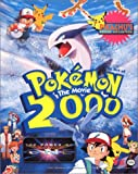 The Movie 2000, Revelation Lugia Staff and Takeshi Shudo, 1569315027