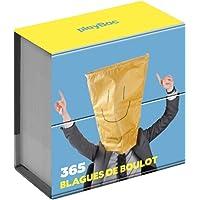 Mini calendrier - 365 blagues de boulot