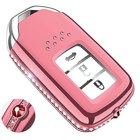 Amazon.com: Tukellen - Carcasa para llave de Honda ...