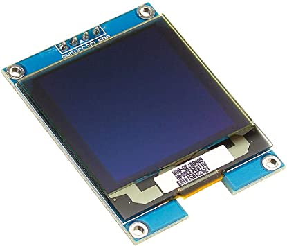 Jodie Bernol Módulo de Pantalla de Pantalla OLED de 1,5 Pulgadas 128x128 for Raspberry Pi/Arduino / STM32 Los módulos de Memoria: Amazon.es: Electrónica