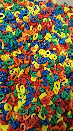 Number Cookie Sprinkles 1 oz