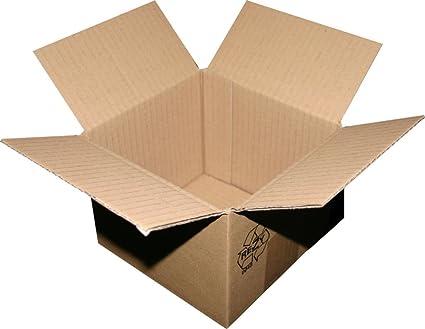 25 pieza plegable caja cartón cajas de cartón 150 x 140 x ...