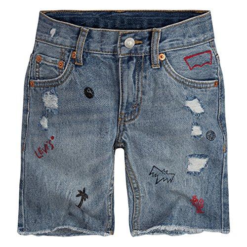 Levi's Big Boys' 511 Slim Fit Denim Shorts, (Levis Boys Shorts)
