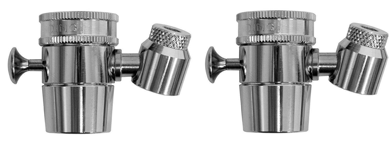 Kwik Sip Original Brass Faucet Fountain (Set of 2)